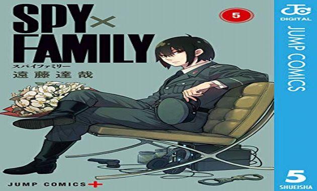SPY×FAMILY 5