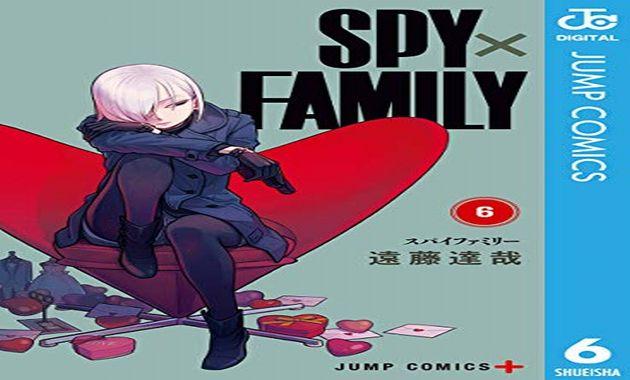 SPY×FAMILY 6